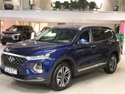 begagnad Hyundai Santa Fe 2.2 CRDi 7s 200hk A8 4WD Premium
