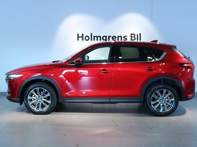 begagnad Mazda CX-5 AWD A6 2.5 Optimum 194 hk Signature