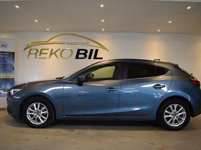 begagnad Mazda 3 Sport 2.0 SKYACTIV-G 165hk