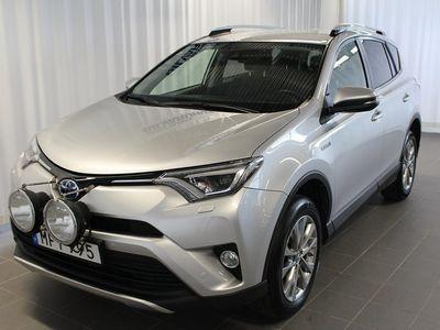 usata Toyota RAV4 2.5 HSD AWD (197hk) Executive