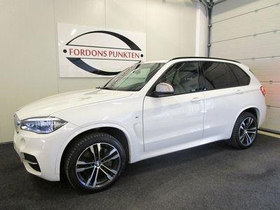 gebraucht BMW X5 M50d xDrive M-Sport 1-ägare 381hk -16