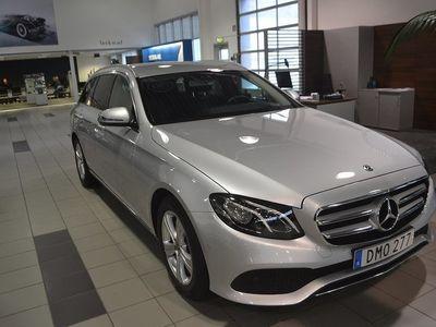 begagnad Mercedes E200 E BenzDEMO 2018, Personbil 429 000 kr