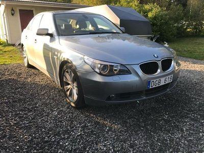 begagnad BMW 530 i Låga mil