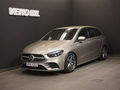 begagnad Mercedes B180 AMG Backkamera Aut Drag Nav
