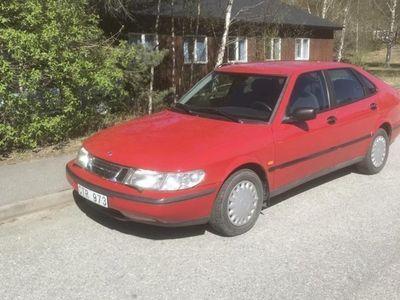 begagnad Saab 900 5-dörrar Lågmilare