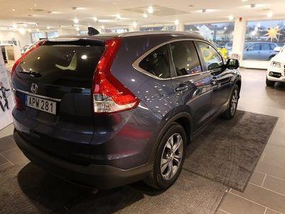 begagnad Honda CR-V 2.2 i-DTEC 4WD Aut Exe Nav 2014, SUV 259 900 kr
