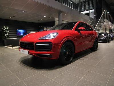 begagnad Porsche Cayenne GTS COUPÉ
