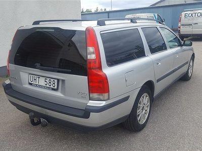 begagnad Volvo V70 2.4 (170hk) Svensksåld