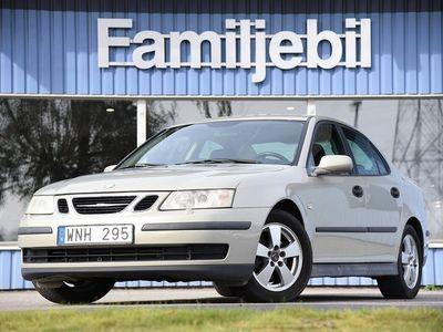 used Saab 9-3 1.8t SportSedan (150hk) Drag/Kamkedja/Sv-Såld