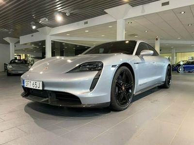 begagnad Porsche Taycan Turbo S 40 Mil Se Spec
