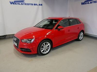 brugt Audi A3 Sportback e-tron 1,4 204 SPORT Drag/Nav