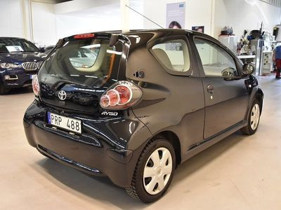 begagnad Toyota Aygo 1.0 VVT-i 3dr (68hk) 10300 Mil -09