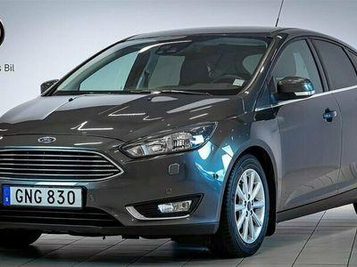 begagnad Ford Focus 1.0 Titanium (125hk)