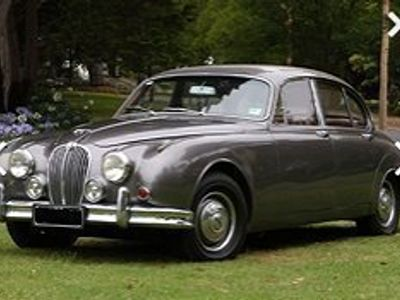 begagnad Jaguar MK II 3.4