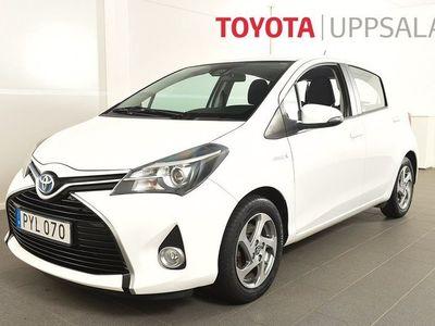 begagnad Toyota Yaris 1,5 Elhybrid Active (101hk) *TKG garanti*