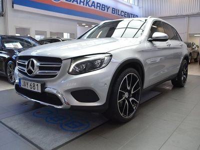 begagnad Mercedes GLC220 d 4M 4MATIC Aut 170hk Luxury / Krok / 21 TUM