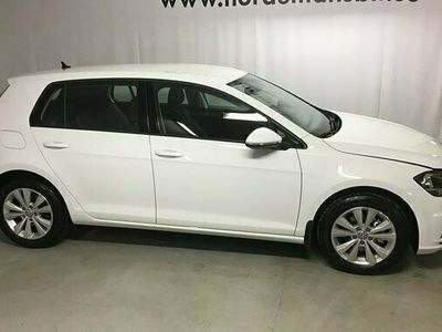 begagnad VW Golf TDI 115 SCR MAN 2019, Halvkombi Pris 159 900 kr