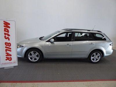 begagnad Mazda 6 Kombi 2.0 Touring Manuell RAMLAGER SLUT