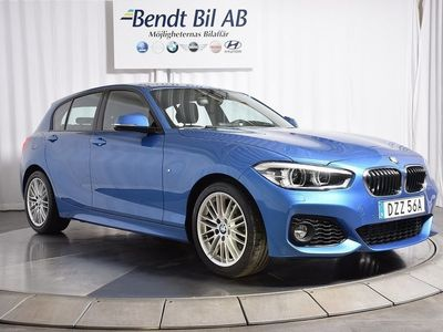 begagnad BMW 118 i 5-dörrars 5dr M-Sport 136hk/ Fri Service