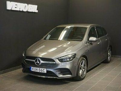 begagnad Mercedes B250e B BenzAMG Backkamera Navi MBUX 2021, Halvkombi Pris 409 000 kr