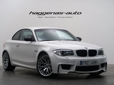 gebraucht BMW 1M Coupé 340hk / HK / 3200 mil / SV-Såld