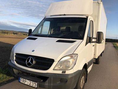 begagnad Mercedes Sprinter 315 CDI Volymskåp