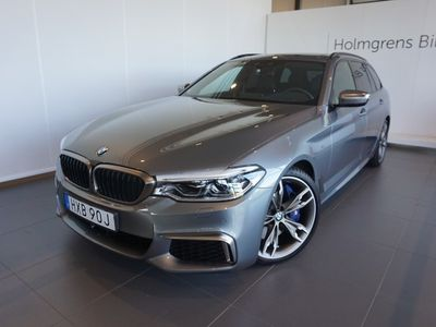 begagnad BMW M550 d xDrive Touring Ultimate Edition