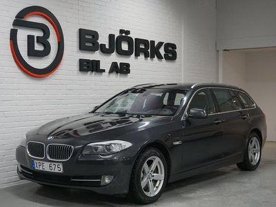 begagnad BMW 525 d Touring Navi Drag Se Spec!