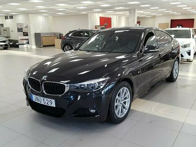 begagnad BMW 320 Gran Turismo d Steptronic M Sport Euro 6 190hk