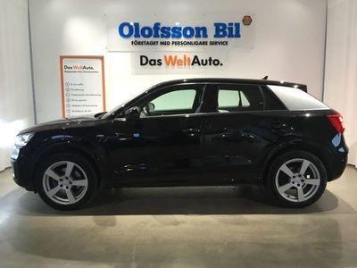 begagnad Audi Q2 2.0 TDI 150HK Q SPORT/AUTOMAT