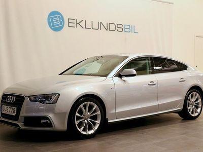 begagnad Audi A5 Sportback 2.0 TDI Q S-line Aut (190hk)