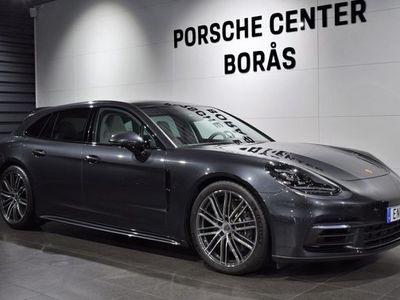 begagnad Porsche Panamera 4 Sport Turismo Ny 2020, Kombi 980 000 kr