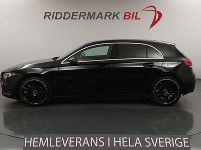 begagnad Mercedes A200 Skinn CarPlay Nyservad Eu6