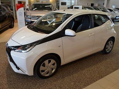 begagnad Toyota Aygo 1.0 X-Play -15