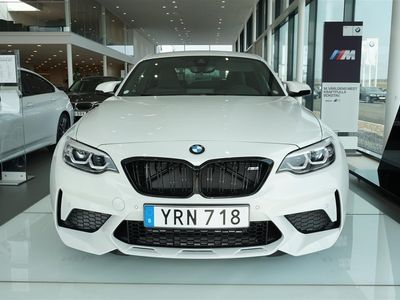 begagnad BMW M2 Competition M Sportstolar Harmankardon