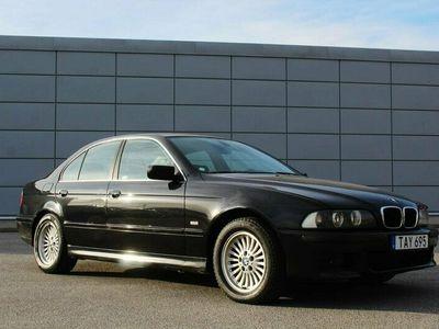 begagnad BMW 520 i Sedan Automat 170hk Facelift Svensksåld Nybesiktigad