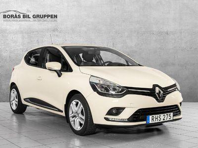 begagnad Renault Clio IV PhII Energy TCe 90 Zen 5-d 2017, Halvkombi 99 000 kr