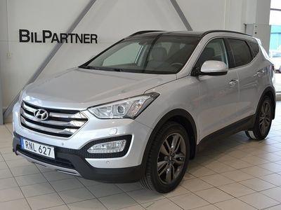 begagnad Hyundai Santa Fe 2.2 CRDi PremiumPlus 4WD 197hk 5S