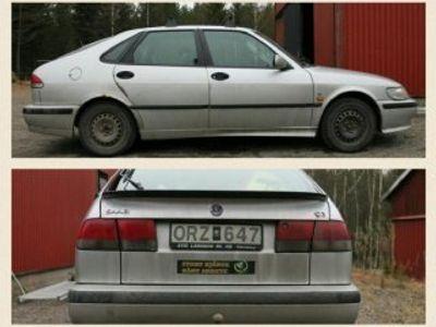 begagnad Saab 9-3 se 5d 2.0t m1 -99