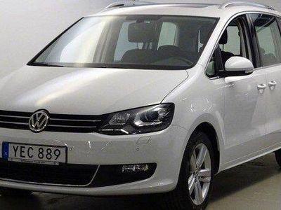 begagnad VW Sharan