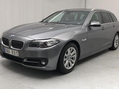 begagnad BMW 520 5-serien d xDrive Touring, F11
