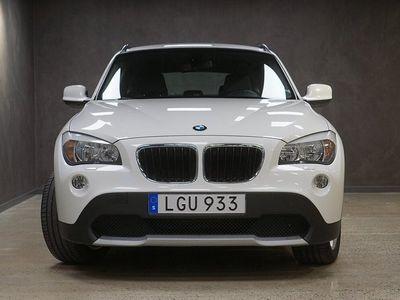 begagnad BMW X1 xDrive 18d Drag V-Hjul