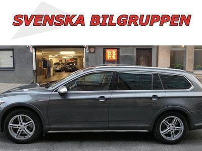 begagnad VW Passat Alltrack 2.0 TDI GTS 4M Executive Värm Drag Navi 2017, Personbil 269 900 kr