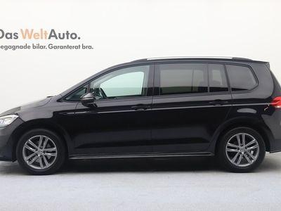 begagnad VW Touran TSI 150 DSG/R-line/Plus