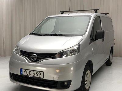 begagnad Nissan NV200 1.5 dCi Skåp 2017, Transportbil 65 000 kr
