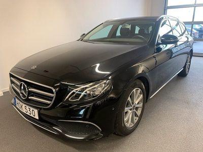 begagnad Mercedes E200 SE Edition