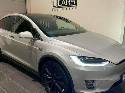 begagnad Tesla Model X 90D AWD 2017, Sedan Pris 825 000 kr