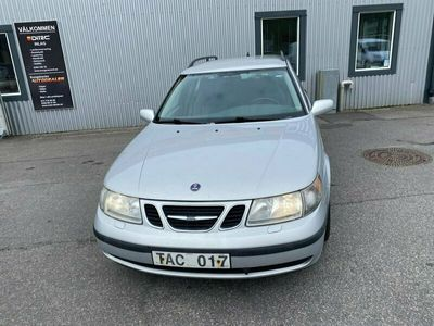 begagnad Saab 9-5 SportCombi 2.0 T Linear 2002
