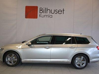 begagnad VW Passat 2,0TDi SC 190hk 4M DSG Executive Drag Värmare