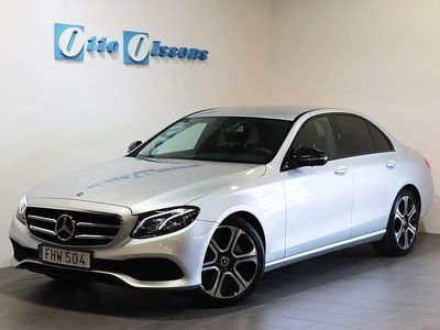 begagnad Mercedes E220 Avantgarde Sedan Aut, Nav